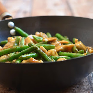 Chinese Chicken Green Beans Recipes