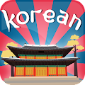 Download Korean Vocabulary Flash Quiz APK on PC
