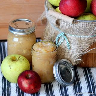 Crock Pot Applesauce No Sugar Recipes