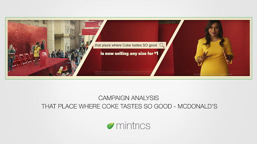 Mcdonald's 2017 Coke ad Campaign Analysis - Header