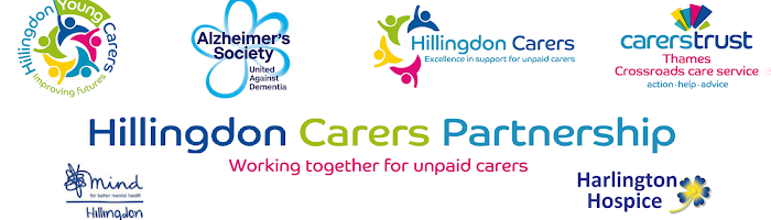 HCP is a group of five charities that have come together to support carers in Hillingdon