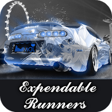 Expendable Runners -3D racing