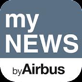 myNEWS by Airbus APK for Ubuntu