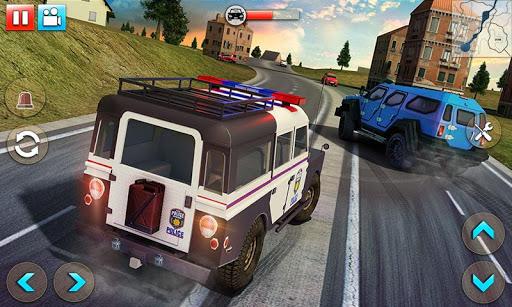 Police Car Smash 2017 screenshot 4