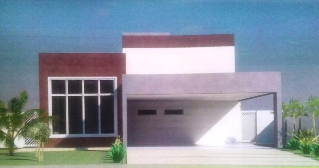 [Casa à venda, Cond Fechado, Res. Terras de São Carlos, Jundiaí.]