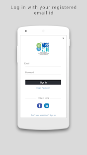 AISS 2016 - screenshot