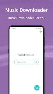 Music Downloader - Free Mp3 Downloader for pc