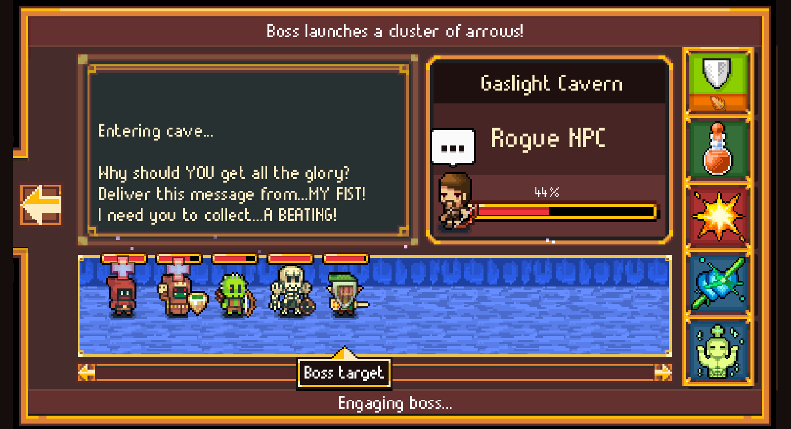 Pocket Guild Screenshot 2