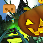 VR Halloween Coaster Icon