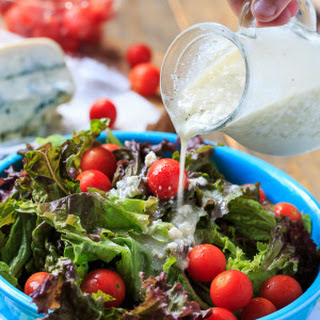 Vinaigrette Dressing With Blue Cheese Recipes