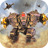 APK Game FUTURISTIC WAR ROBOTS for iOS