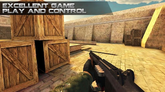 Counter Terrorist Smart Shooting