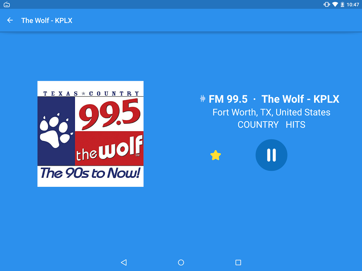 Simple Radio - Free Live FM AM Screenshot 9