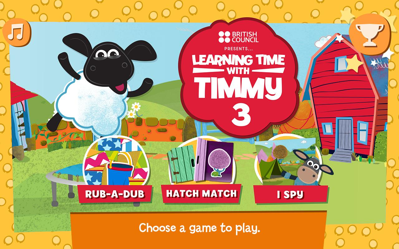 Learning Time with Timmy 3 Screenshot 5
