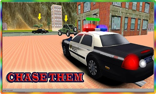 City Police Chase Race - screenshot