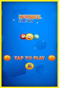Bounce Heros - screenshot