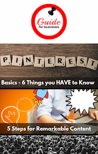 Guide for Pinterest Businesses - screenshot