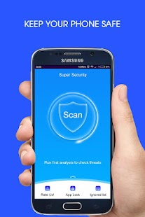 App Super Antivirus & Virus Cleaner (Applock, Cleaner) APK for Windows Phone