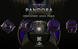 PANDORA HD Icon Pack- screenshot thumbnail