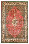 Kashmir Silk Carpets and Rugs in India for a luxury home