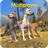 Download Dog Multiplayer : Great Dane APK on PC