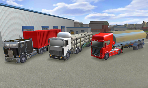 Extreme Truck Parking 3D - screenshot