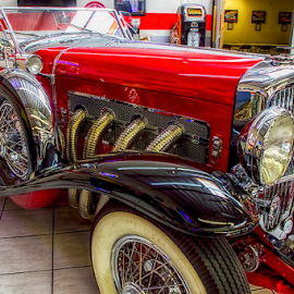 0439-TA-0623-03-15 by Fred Herring - Transportation Automobiles