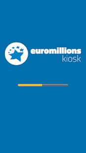 Euromillions Kiosk - screenshot