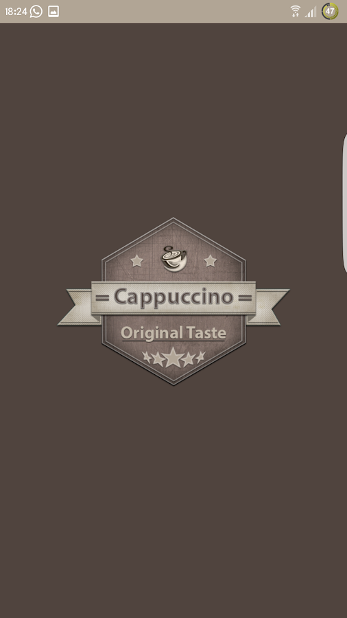 Cappuccino Cream Screenshot 4