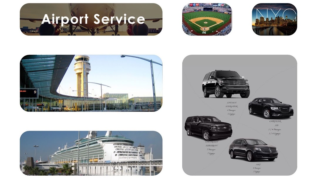 Go Montclair Limousine And Car Service Nj Airport Car Service Nyc