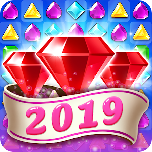 Jewel Crush 2019 Released on Android - PC / Windows & MAC
