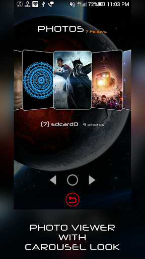 Sally Launcher Pro screenshot 3