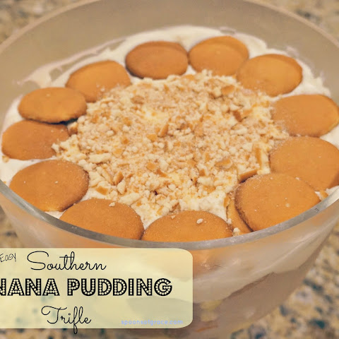Southern Banana Pudding Trifle
