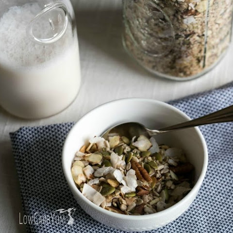 Low Carb Gluten Free Musli Cereal