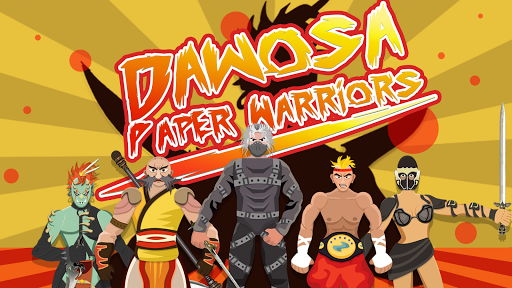 Dawosa: Paper Warriors Deluxe