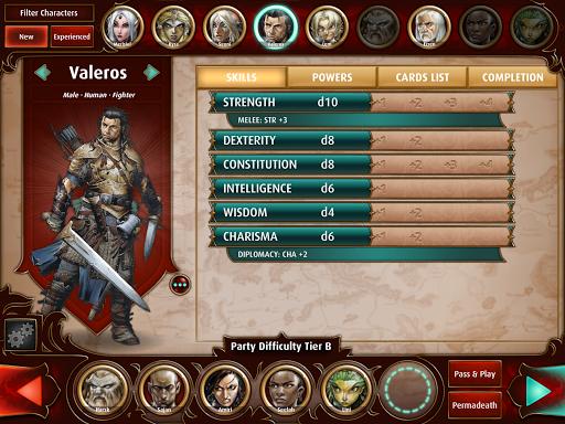 Pathfinder Adventures - screenshot