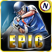 Game Epic Cricket - Big League Game APK for Kindle