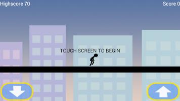 Screenshot of Mad Runner