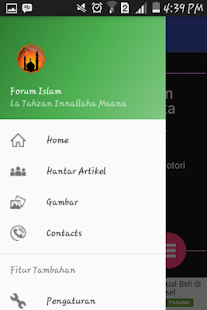 Forum Islam - screenshot