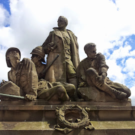 by Cliff Bell - Buildings & Architecture Statues & Monuments