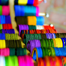 Bangles by Sudhakar Kumar - Artistic Objects Clothing & Accessories ( girls, fashion, india, bangles, women, ornaments )