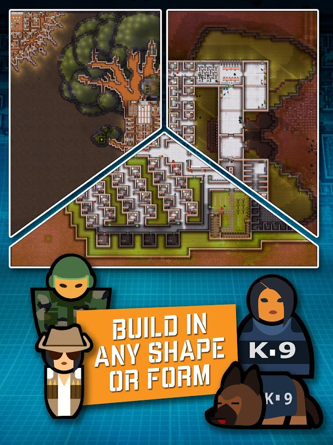 Prison Architect: Mobile Screenshot 2
