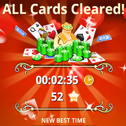 SOLITAIRE CARD GAMES FREE! screenshot 4