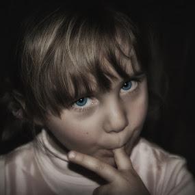 Nika by Ljiljana Cviljak - Babies & Children Children Candids (  )