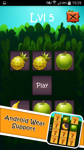 Brain Fruit - screenshot