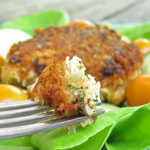 Salmon Cakes or Burgers