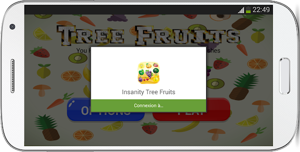 Insanity Tree Fruits - screenshot