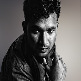 attitude by Sandipan Das - People Fashion (  )