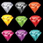 Diamond for dash Icon