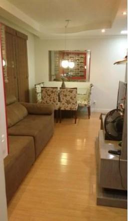 Apartamento com 2 dormitórios à venda, 57 m² por R$ 312.700,00 - Parque Villa Flores - Sumaré/SP